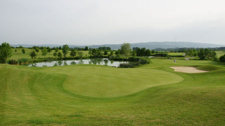 Overview of golf course named Lipperswil Golf Club