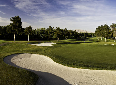 Las Vegas National Golf Course Cover Picture