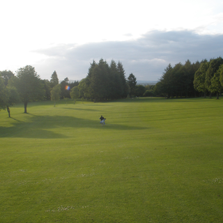 Crichton golf club cover picture