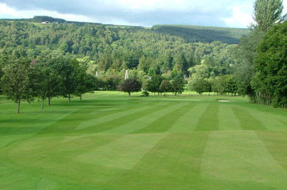 Aberfeldy Golf Club Cover Picture