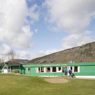 Aberfeldy golf club cover picture