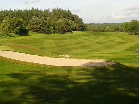 Shotts Golf Club Cover Picture