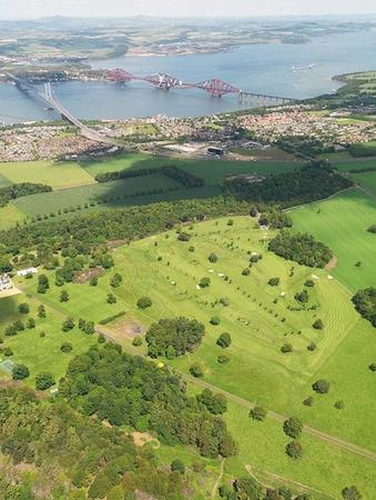 Dundas park golf club cover picture