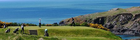 Overview of golf course named Portpatrick Golf Club