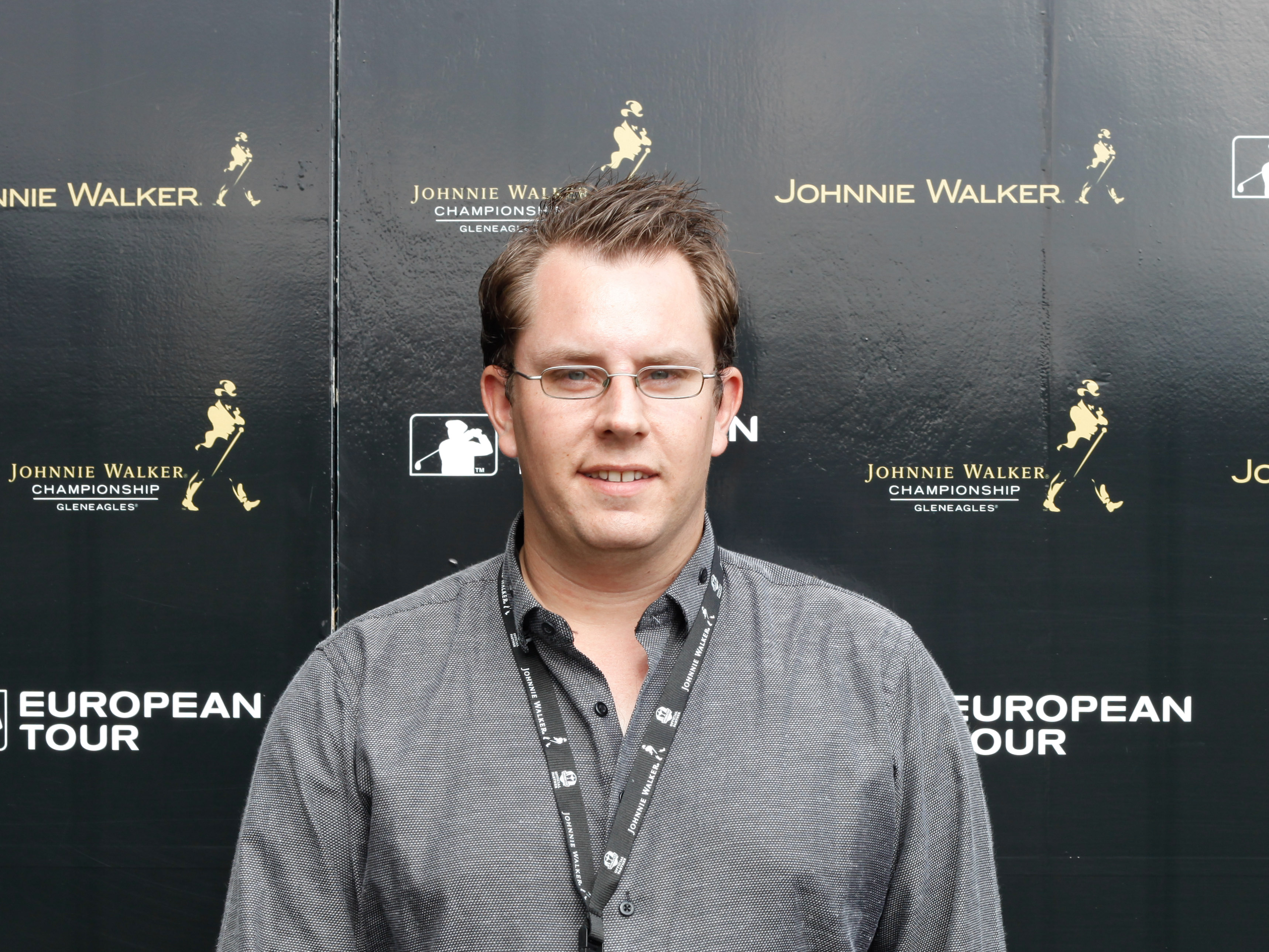 Avatar of golfer named Matt Hooper
