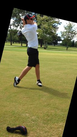 Profile cover of golfer named Kenny Matar