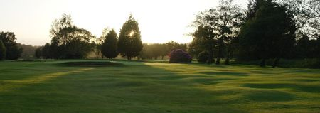 Dumbarton Golf Club Cover Picture
