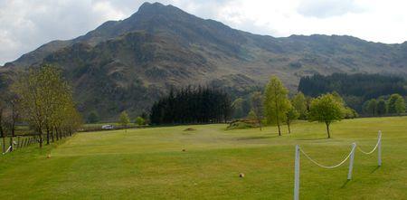 Saint Fillans Golf Club Cover Picture