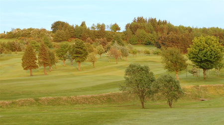 Overview of golf course named Kirkhill Golf Club