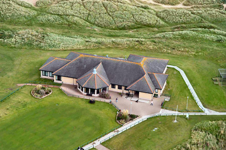 Overview of golf course named Peterhead Golf Club