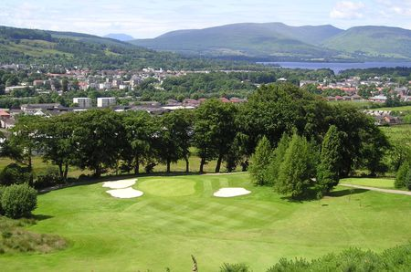 Vale of Leven Golf Club Cover Picture
