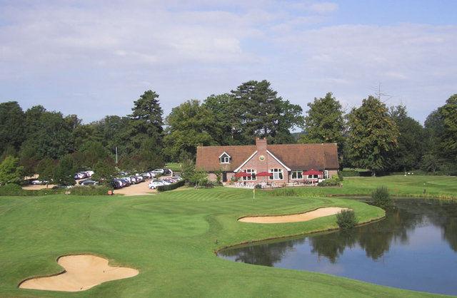 Aldwickbury park golf club cover picture