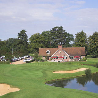 Aldwickbury park golf club cover picture