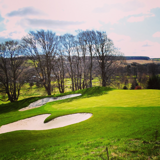 Woll golf course cover picture