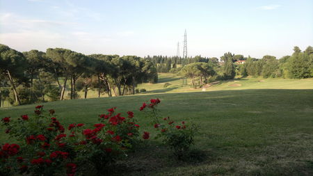 Overview of golf course named Circolo Golf Ugolino