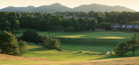 Glencorse golf club cover picture