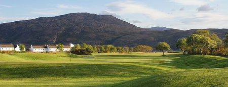 Overview of golf course named Ullapool Golf Club