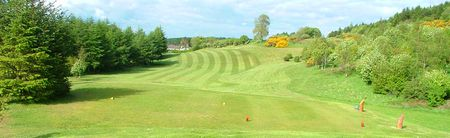 Kirkcudbright Golf Club Cover Picture