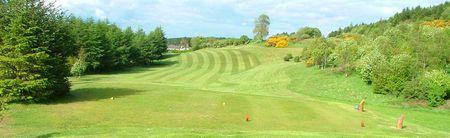 Kirkcudbright Golf Club Cover