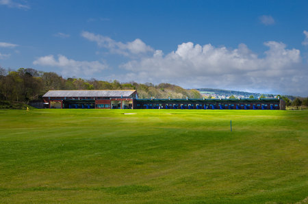 Paul lawrie golf centre cover picture