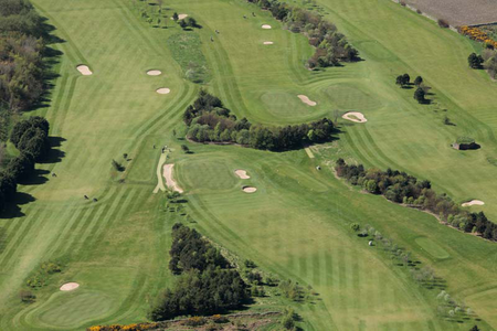 Portlethen golf club cover picture
