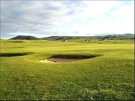 Reay Golf Club Cover