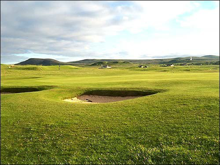 Overview of golf course named Reay Golf Club