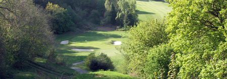 Overview of golf course named Murrayfield Golf Club