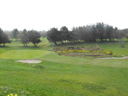 Lochgelly golf club cover picture