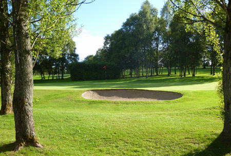 Wishaw Golf Club Cover Picture