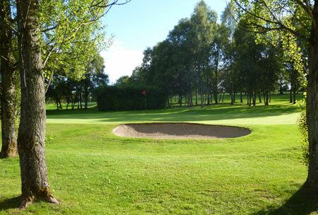 Wishaw Golf Club Cover