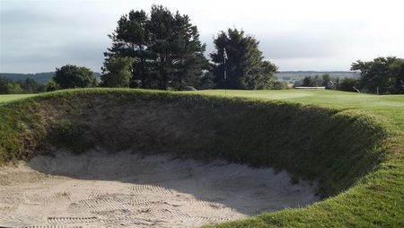 Carnwath golf club cover picture