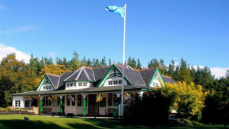 Kingussie golf club cover picture