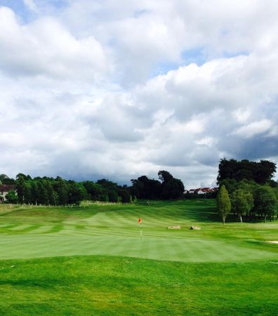 Elderslie Golf Club Cover Picture