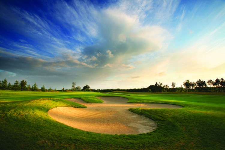 Lubker golf resort cover picture