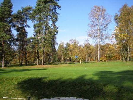 Profile cover of golfer named Odin Hoffmann