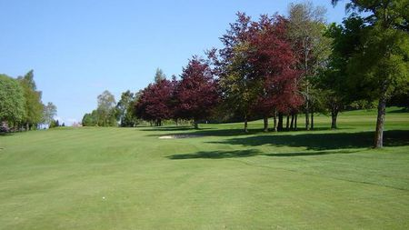 Dunblane New Golf Club Cover Picture