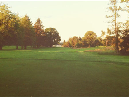 Hamilton Golf Club Cover Picture