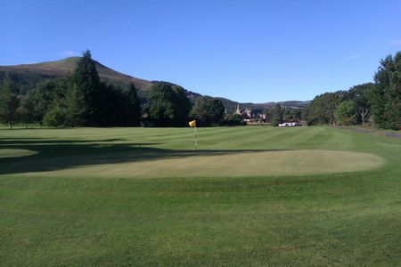 Falkland Golf Club Cover Picture