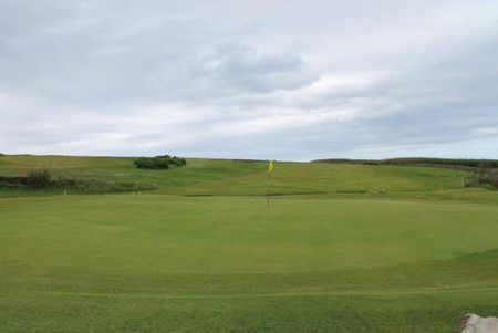 Orkney golf club cover picture
