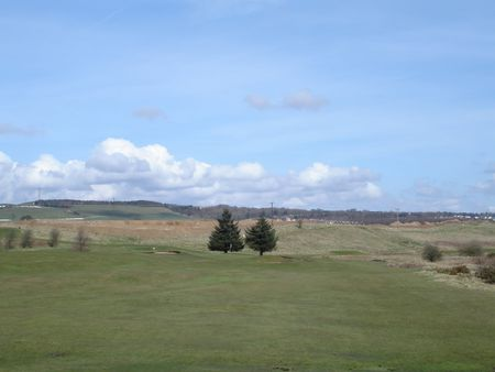 Overview of golf course named Leslie Golf Club