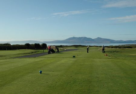 West Kilbride Golf Club Cover Picture