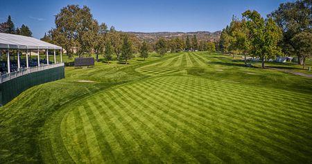 Silverado Country Club and Resort Cover