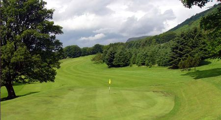 Tillicoultry Golf Club Cover Picture