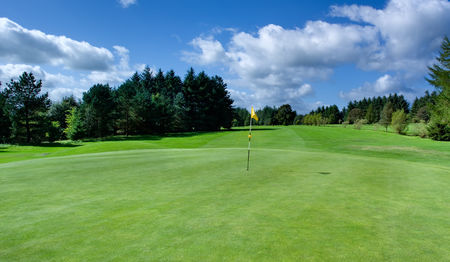 Strathaven Golf Club Cover