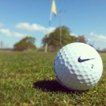 Profile cover of golfer named Scott Glover