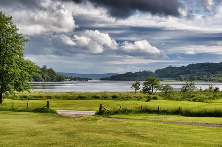 Tarbert Golf Club Cover Picture