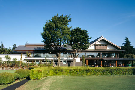 Koganei golf and country club cover picture