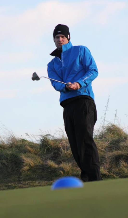 Avatar of golfer named Adam Logan