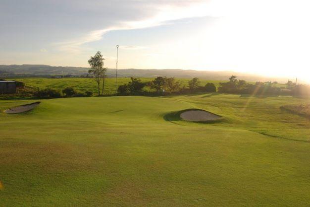 Cathkin braes golf club cover picture
